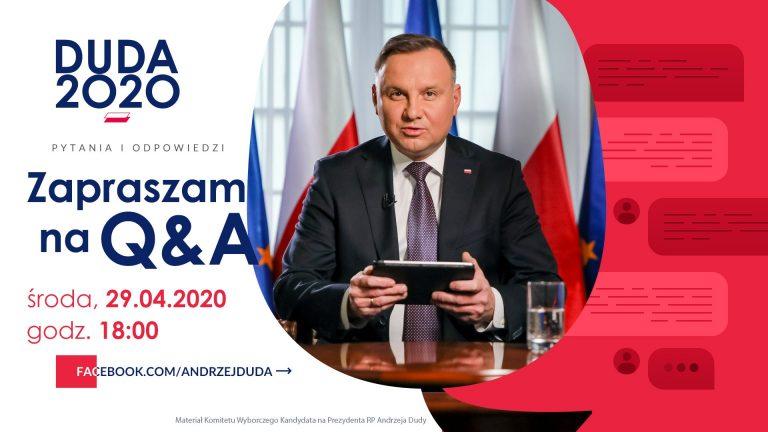 AKCJA: Upominamy się o obietnicę ustanowienia emerytur stażowych przez Prezydenta RP – Andrzeja Dudy