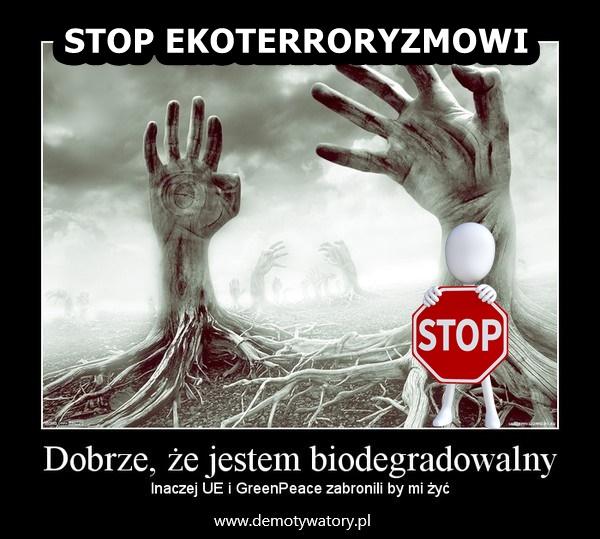 Nie pozwólmy, aby Greenpeace mordowało na naszych oczach co najmniej 9 śląskich kopalń twierdząc, że działają nielegalnie – działajmy!